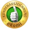 Ekomi Websitebeurteilung - Ausgezeichnet | SolarPowerSupply