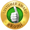Ekomi Website rating - Excellent | SolarPowerSupply