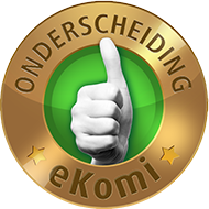 eKomi onderscheiding